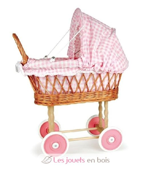 Korb Puppenwagen Petitcollin Ein Korb Puppenwagen Um Die